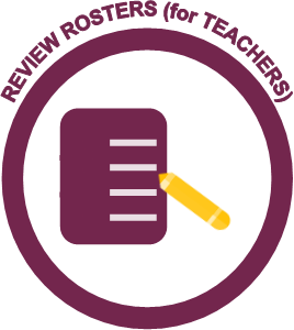 Teacher Roster Review